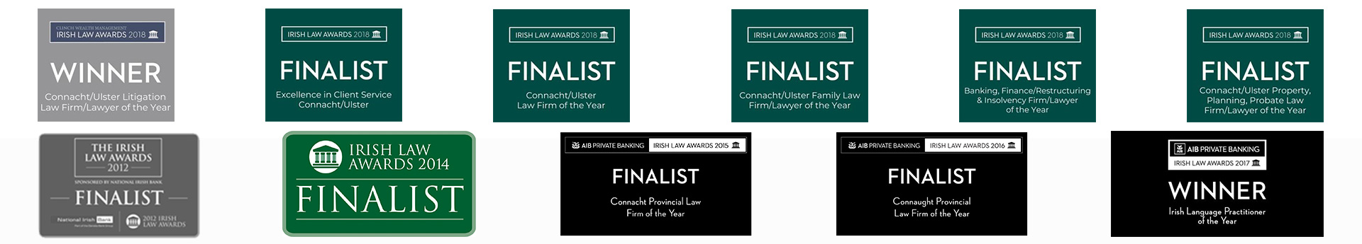 P O'Connor & Son Solicitors Multiple Award Winning Law Firm in Mayo, Sligo, Galway, Dublin Ireland