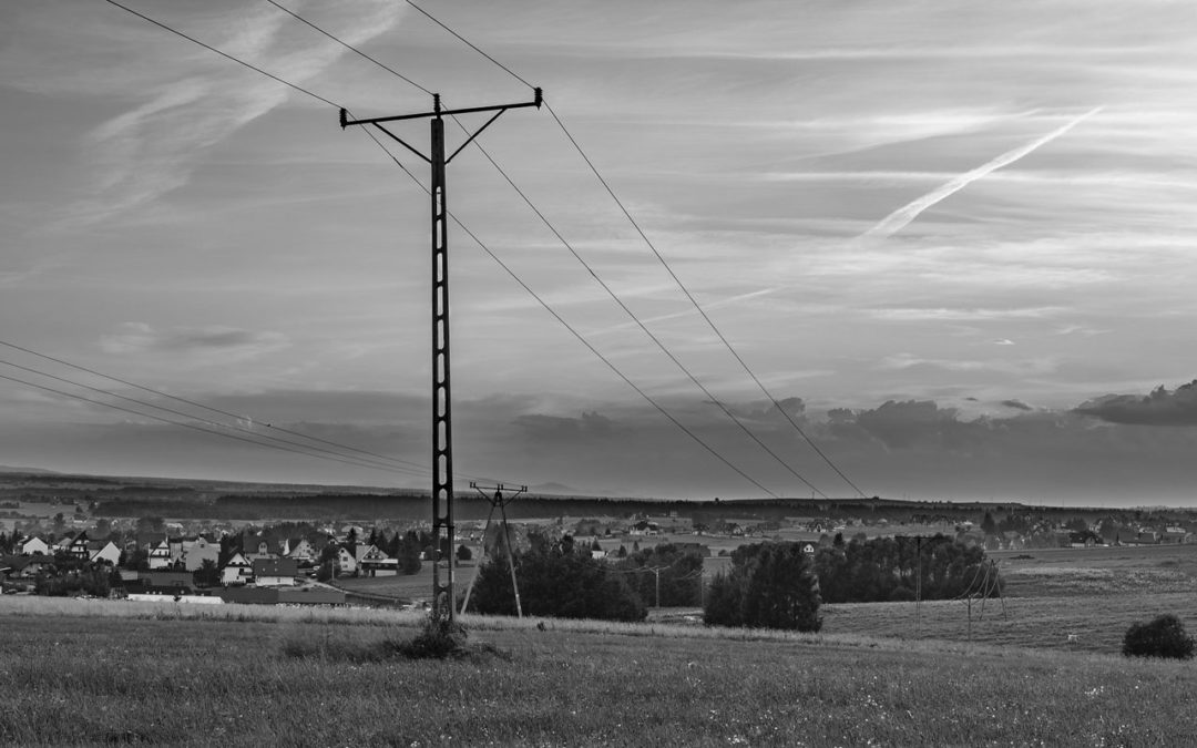 What are my rights in relation to the installation of an electricity pole on my land?